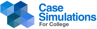 Case Simulations for college
